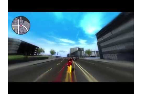 The Flash Video Game: Central City Tour - YouTube