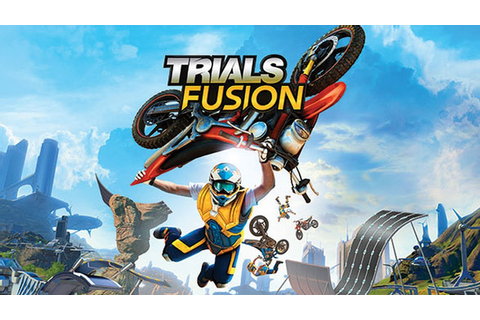Trials Fusion Gameplay - YouTube