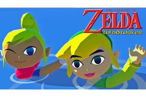The Legend of Zelda: The Wind Waker - FULL GAME - No ...