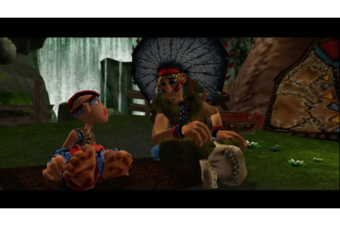 Brave a warriors tale - xbox 360 - YouTube
