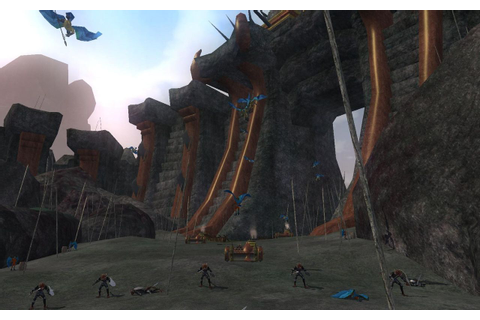 EverQuest II: Rise of Kunark PC Galleries | GameWatcher