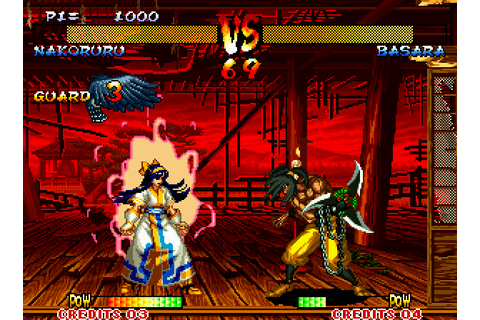 SAMURAI SHODOWN III: BLADES OF BLOOD (PARTE 1)