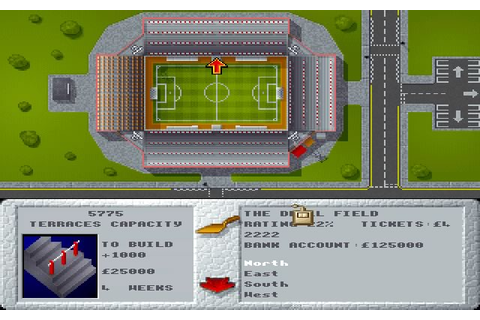 Download Premier manager 3 sports for DOS (1994 ...
