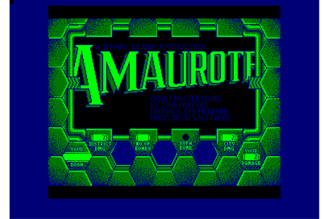 Download Amaurote - My Abandonware