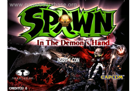 Spawn: In the Demon's Hand - Sega Naomi - Games Database