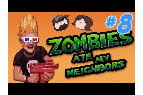 Zombies Ate My Neighbors: Giggily Googily - PART 8 - Game ...