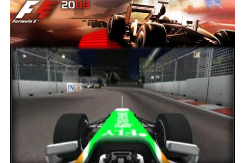 F1 2009 features Formula 1 Singtel Singapore Grand Prix ...
