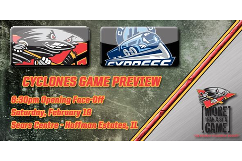 Cyclones Game Preview - Cincinnati at Chicago - Cincinnati ...