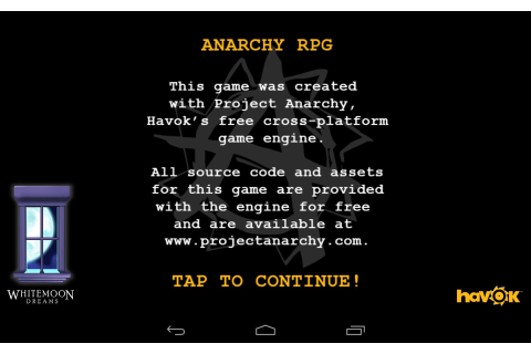 Anarchy RPG – Games for Android – Free download. Anarchy ...