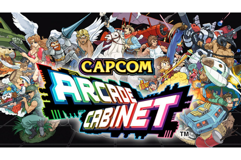 Capcom Arcade Cabinet - All-in-one Pack - YouTube