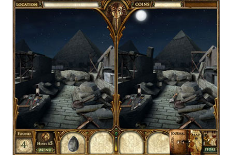 Curse of the Pharaoh: The Quest for Nefertiti game download