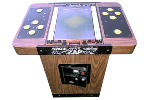 Space Zap - Videogame by Midway Manufacturing Co.