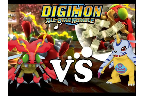 Digimon All Star Rumble - Tentomon - Part 4 - YouTube
