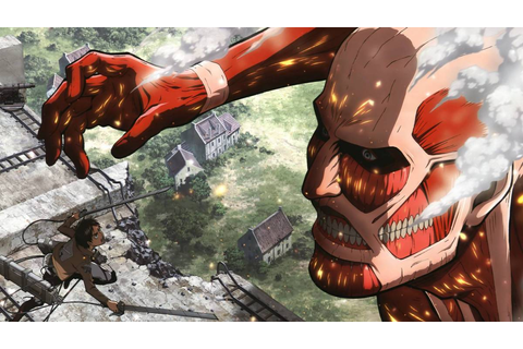 Attack on Titan Mobile Game Coming to iOS and Android ...