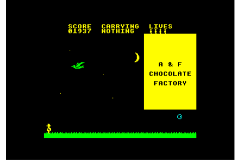 Download Chuckie Egg II - My Abandonware