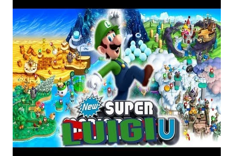 New Super Luigi U Wii U - Announcement, Speculations and ...