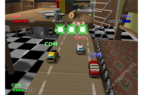 Micro Machines V4 - Download Free Full Games | Racing games