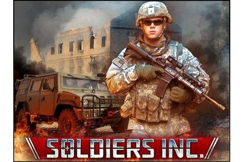 New Facebook game - Soldiers Inc.