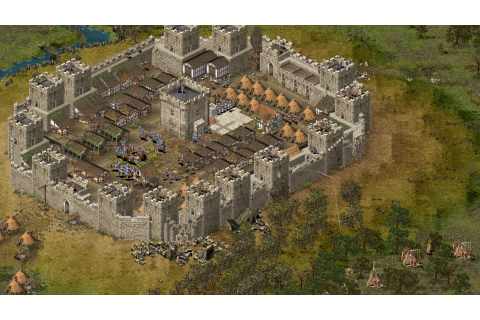 Stronghold HD on Steam