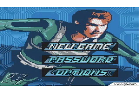 Max Steel : Covert Missions Para Game Boy - Loquendo - YouTube