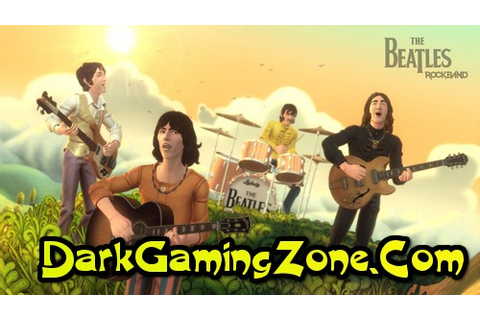The Beatles Rock Band Game - Free Download Full Version For PC
