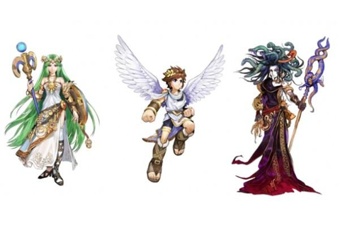 Kid Icarus Uprising | Video Game Armada