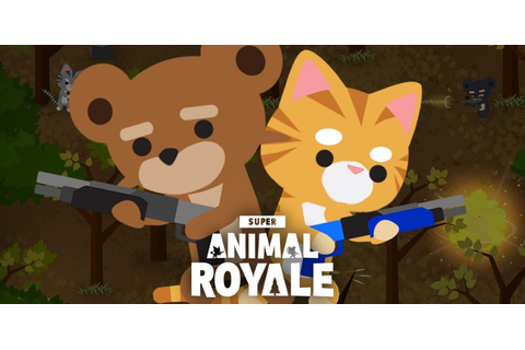 Super Animal Royale – Free playable demo now available on ...