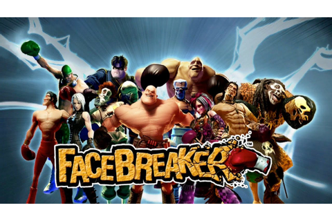 FaceBreaker - Let's Play - Intensive Boxing W/commentary ...