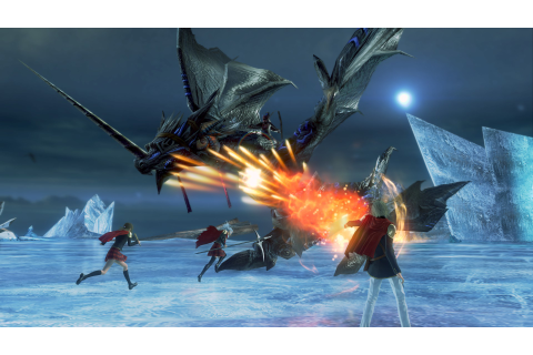 Final Fantasy Type 0 HD Free Download - Ocean Of Games