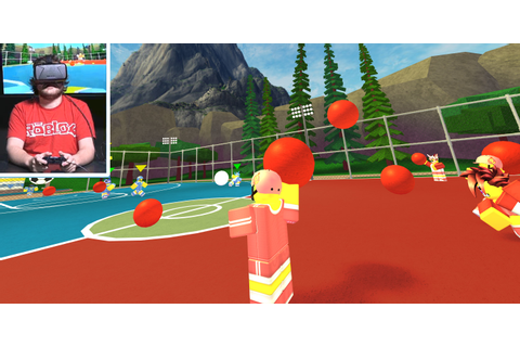 Roblox's cross-platform game network comes to Oculus Rift