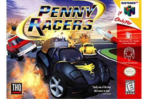 Penny Racers (1998 video game) - Wikipedia