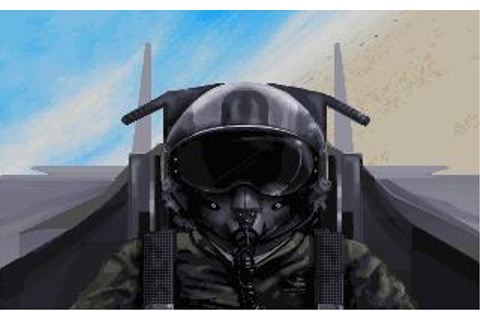 F-15 Strike Eagle III Download (1992 Simulation Game)