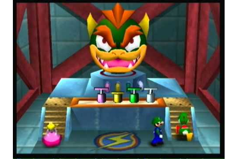 Mario Party 2 - BOWSER's Big Blast - YouTube
