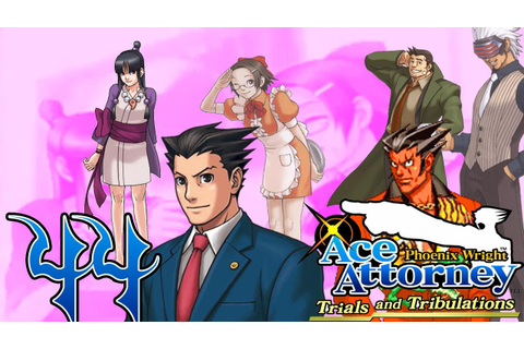 Phoenix Wright: Trials and Tribulations - Capitulo 44 ...