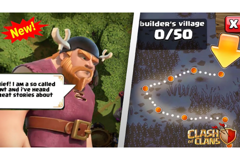 NEW GAME MODE Update Concept! | Wild Giant Village | Clash ...