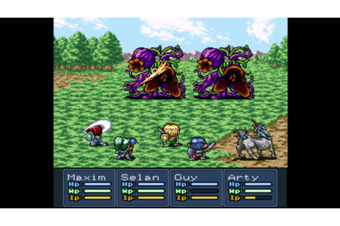 Lufia 2 Rise of the Sinistrals Walkthrough Longplay Part 3 ...