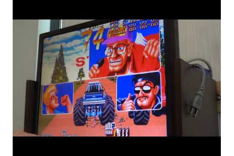 Double Axle Arcade Game Play (Actual Hardware) - YouTube