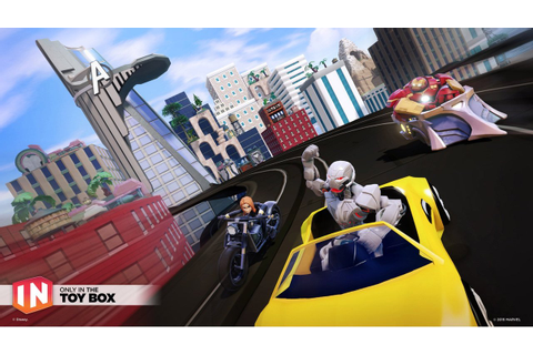 Disney Infinity 3.0 Toy Box Expansion Game Speedway ...