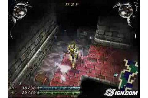 The Nightmare Of Druaga: Fushigino Dungeon PS2 - YouTube