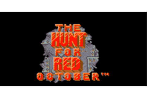 The Hunt for Red October Download Game | GameFabrique