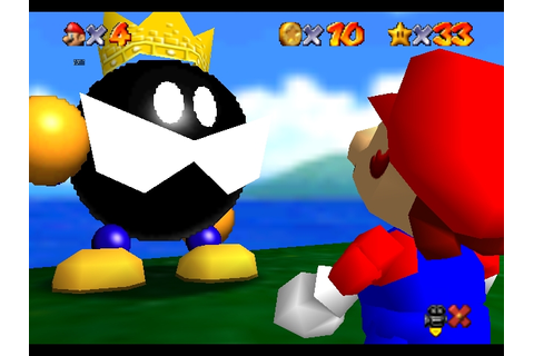 Neko Random: My Top Ten N64 Games #2: Super Mario 64
