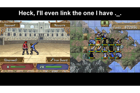 Fire Emblem Shadow Dragon: LOLWUT ARENA - YouTube