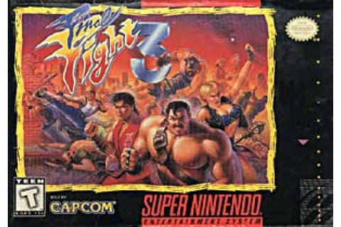Final Fight 3 Review (New 3DS / SNES) | Nintendo Life