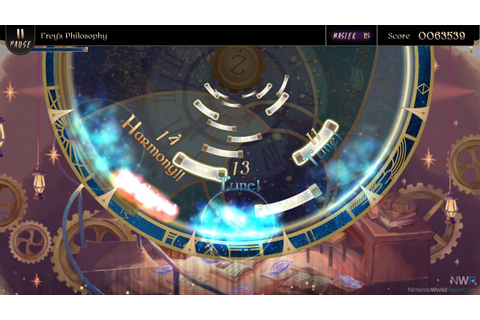 Lanota - Game - Nintendo World Report