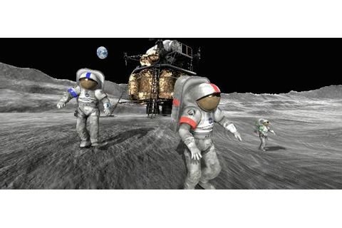 Faked Moon Landing: Moonbase Alpha Soon | Rock Paper Shotgun