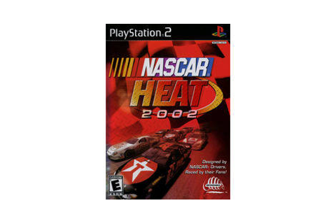 NASCAR Heat 2002 - Playstation 2: PS2 game