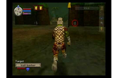 Everquest Online Adventures: Review - YouTube