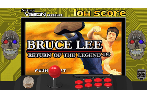 Low Score: Ep 72: Bruce Lee Return of the Legend (2003 ...