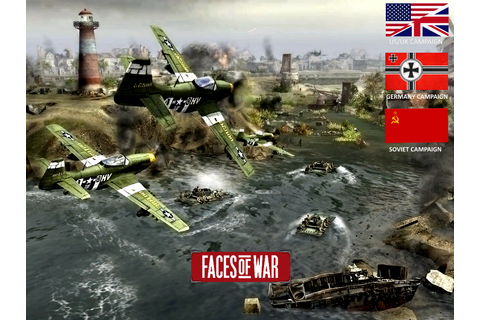 Faces of War Campaign for AS2 file - Mod DB