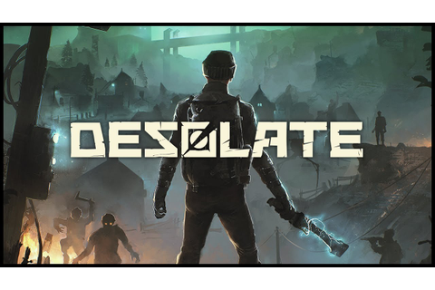 DESOLATE - New Spooky Survival Game - Story, Crafting ...